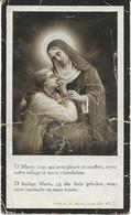DP. MARTHA SCHITTECATTE ° NIEUPOORT 1907- + BRUSSEL 1925 - Religion & Esotérisme