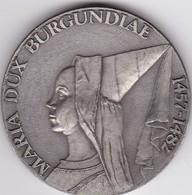 MARIA DUX BURGUNDIAE 1457-1482. ECCLESIA BEATAE MARIAE VIRGINIS BRUGIS. -LILHU - Royal / Of Nobility