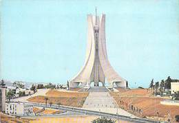 Afrique > Algérie >  ALGER Mémorial Du Martyr EL MADANIA  *PRIX FIXE - Algiers