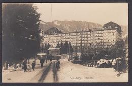 CPA  Suisse, VILLARS, Palace, Carte Photo, 1921 - VD Vaud