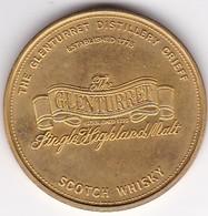 THE GLENTURRET DISTILLERY CRIEFF, ATABLISNED 1775, SCOTCH WHISKY. PERTHSHIRE SCOTLAND - LILHU - Otros