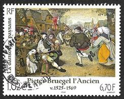FRANCE  2001 -  Y&T  3369 -   Bruegel -  Cachet Entier - France