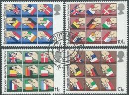 1979 GRAN BRETAGNA USATO ELEZIONI PARLAMENTO EUROPEO - RC7-2 - 1952-.... (Elisabetta II)
