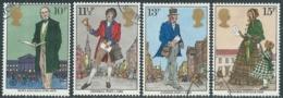 1979 GRAN BRETAGNA USATO SIR ROWLAND HILL - RC7-3 - 1952-.... (Elisabetta II)
