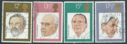 1980 GRAN BRETAGNA USATO DIRETTORI DI ORCHESTRA - RC7-7 - 1952-.... (Elisabetta II)