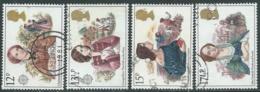1980 GRAN BRETAGNA USATO EUROPA - RC7-5 - 1952-.... (Elisabetta II)