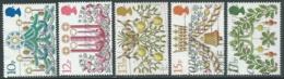 1980 GRAN BRETAGNA USATO NATALE - RC7-6 - 1952-.... (Elisabetta II)
