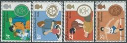 1981 GRAN BRETAGNA USATO PREMIO DUCA DI EDIMBURGO - RC7-4 - 1952-.... (Elizabeth II)