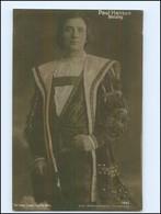 Y12064/ Paul Hansen  Oper Opernsänger Foto AK Ca.1910 - Cantanti E Musicisti