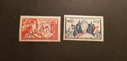 Inde Yvert 154-155* - Nuevos