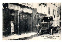 American Piece 42 44 Rue Du Moulin De La Pointe - Arrondissement: 13