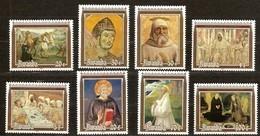 Rwanda Ruanda 1981 OCBn° 1070-1077 *** MNH Cote 8,00 Euro - 1980-89: Neufs