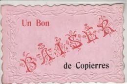 Un Bon Baiser De Copierres  ,( Montreuil-sur-Epte ,  Magny En Vexin , Pontoise ) - Magny En Vexin