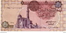 Egypt P.50  1 Pound 1994 Unc - Egitto