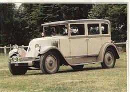 Renault  Vivasix PG2  (1929)  -  Carte Postale Modern - PKW
