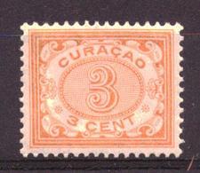 Dutch Antilles - Curacao NVPH 32 MH * (1904) - Curazao, Antillas Holandesas, Aruba