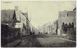 ZEDELGHEM - Rue De La Gare - Statiestraat - Duitse Uitgave - Zedelgem