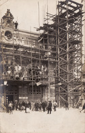Cambrai - Travaux De Réfection De La Gare En 1919 - Carte Photo - Rare - Cambrai