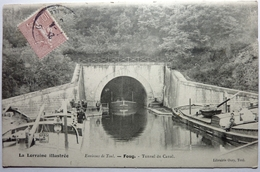 TUNNEL DU CANAL - FOUG - Foug