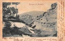 CPA Riviera Di Ponente - BAIARDO - PANORAMA - Imperia