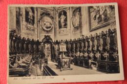 Asti Cattedrale Del Sec XIV Il Coro NV - Asti