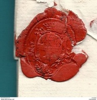 Orne - Alencon Pour DE NICOLAIS à Laval (Mayenne). LAC De 1766 - 1701-1800: Precursori XVIII