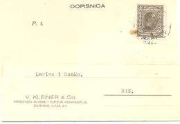 JUDAICA V KLEINER & Co ZAGREB YEAR - Kroatië