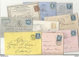 Collection Etoile De Paris - 1849-1876: Période Classique