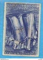 WW2  - Bureau Italien De Liaison à BERLIN (Allemagne) - 1943  . MANTOVA - Altri