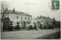 L'ORPHELINAT - CIREY - Cirey Sur Vezouze