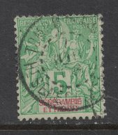 Senegambie Et Niger - Senegambia - Yvert 4 Oblitéré TOMBOUCTOU  - Scott#4 - Used Stamps