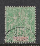 Senegambie Et Niger - Senegambia - Yvert 4 Oblitéré SIKASSO  - Scott#4 - Used Stamps