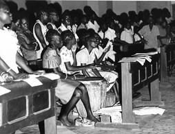 Photo Soudan Du Sud Chorale De La Cathédrale De Juba  Photo Vivant Univers. - Afrika