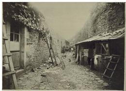 Saint Martin Téressus: Photo 13*18 De Boudeau No 544: Incendie De La Papéterie Du Maureix, Rare - Lauriere