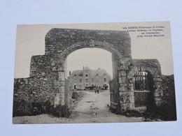 NANTES - Ancien Château Du Vigneau, En Chantenay, Près Roche-Maurice Ref 1224 - Nantes