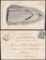 Algerie 1903- Colonie Française - Carte Postale Nr. 24  Vue: Mauresque Tenue De Ville.............. (VG) DC4934 - Algeria (1924-1962)