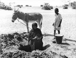 Photo Soudan Province De Kassala Manque D'eau Et Progression Du Désert Photo Vivant Univers. - Afrika