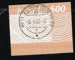 2004 7. Sept. Schweizer Holz Mi CH 1889 Sn CH 1188 Yt CH 1811 Sg CH 1621 Zum CH 1133 Gest M. G. - Schweiz