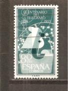 España/Spain-(usado) - Edifil  1181  - Yvert  874 (o) - 1951-60 Gebraucht