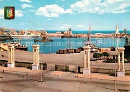 72931509 Malaga_Andalucia Hafen Malaga_Andalucia - Espagne