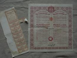 Ancien - Emprunt International Or 7% Royaume De Yougoslavie 1931 - Shareholdings