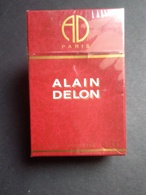 Etui à Cigarettes   Alain DELON - Zigarettenzubehör