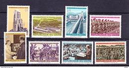 Zaire 1975 Nr 884/91 **, Zeer Mooi Lot Krt 3880 - Collections (without Album)