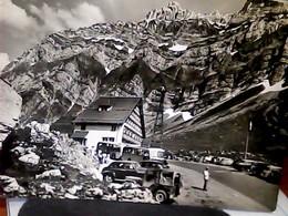SUISSE SVIZZERA SWITZERLAND RESTAURANT DER SÄNTIS SCHWEBEBAHN, SCHWÄGALP / Auto / Car N1955 HJ3783 - AR Appenzell Rhodes-Extérieures
