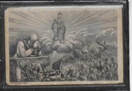AK 0406  Kaiser Franz Josef I. Im Gebet - M. Cerrini Um 1914 - Politische Und Militärische Männer