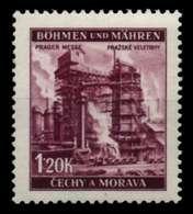 BÖHMEN MÄHREN Nr 77 Postfrisch S345B3A - Bohemia & Moravia