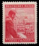 BÖHMEN MÄHREN Nr 127 Postfrisch S3592C2 - Bohemia & Moravia