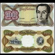 Billet Venezuela 100 Bolivar - Venezuela