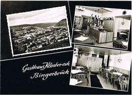 AK Bingen, OT Bingerbrück, Gasthaus Klostereck Um 1965 - Bingen
