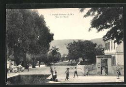 CPA Saint Isidore, Place De L'Ecole - Non Classificati